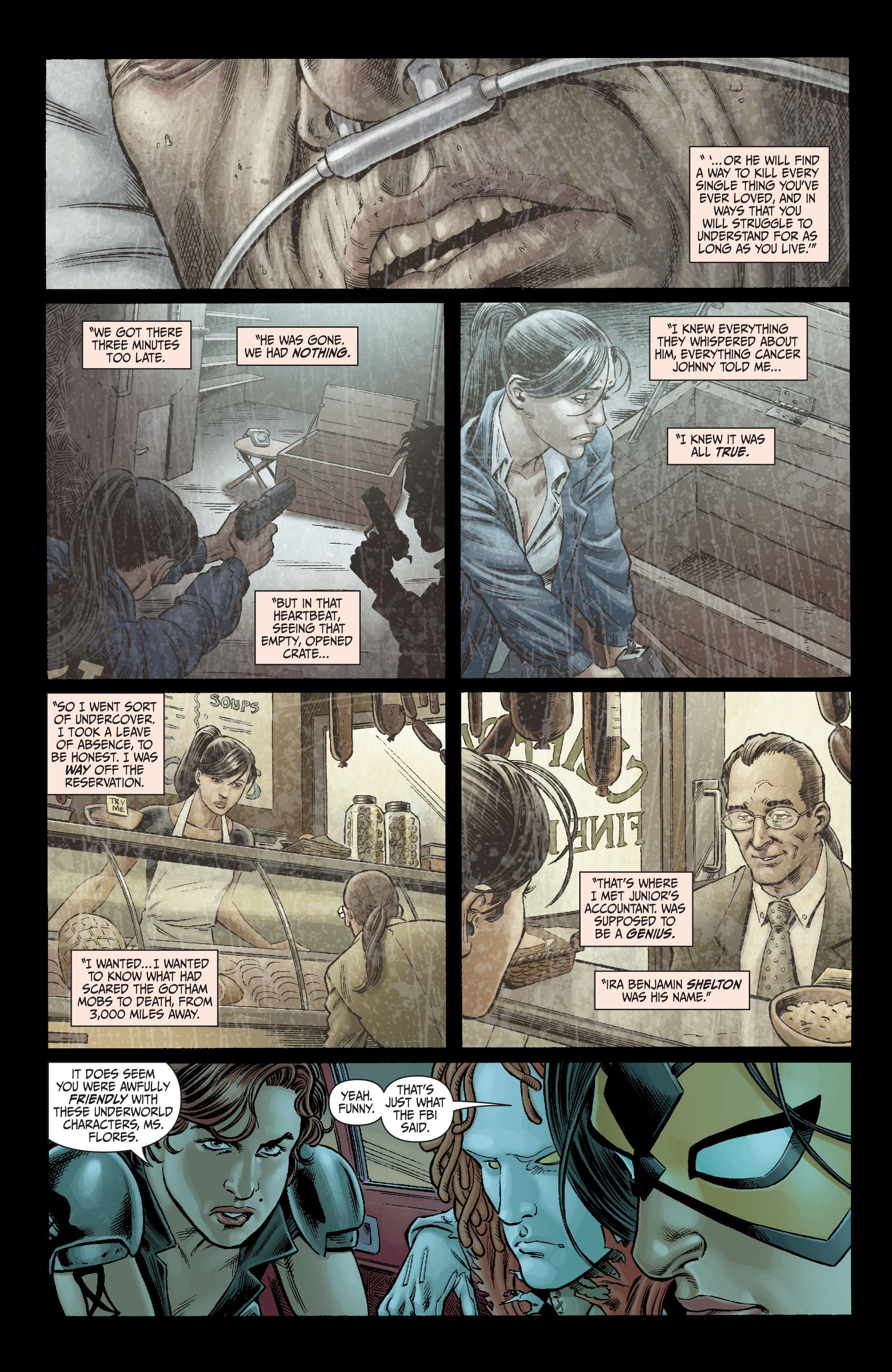 Read online Secret Six (2008) comic -  Issue #3 - 9