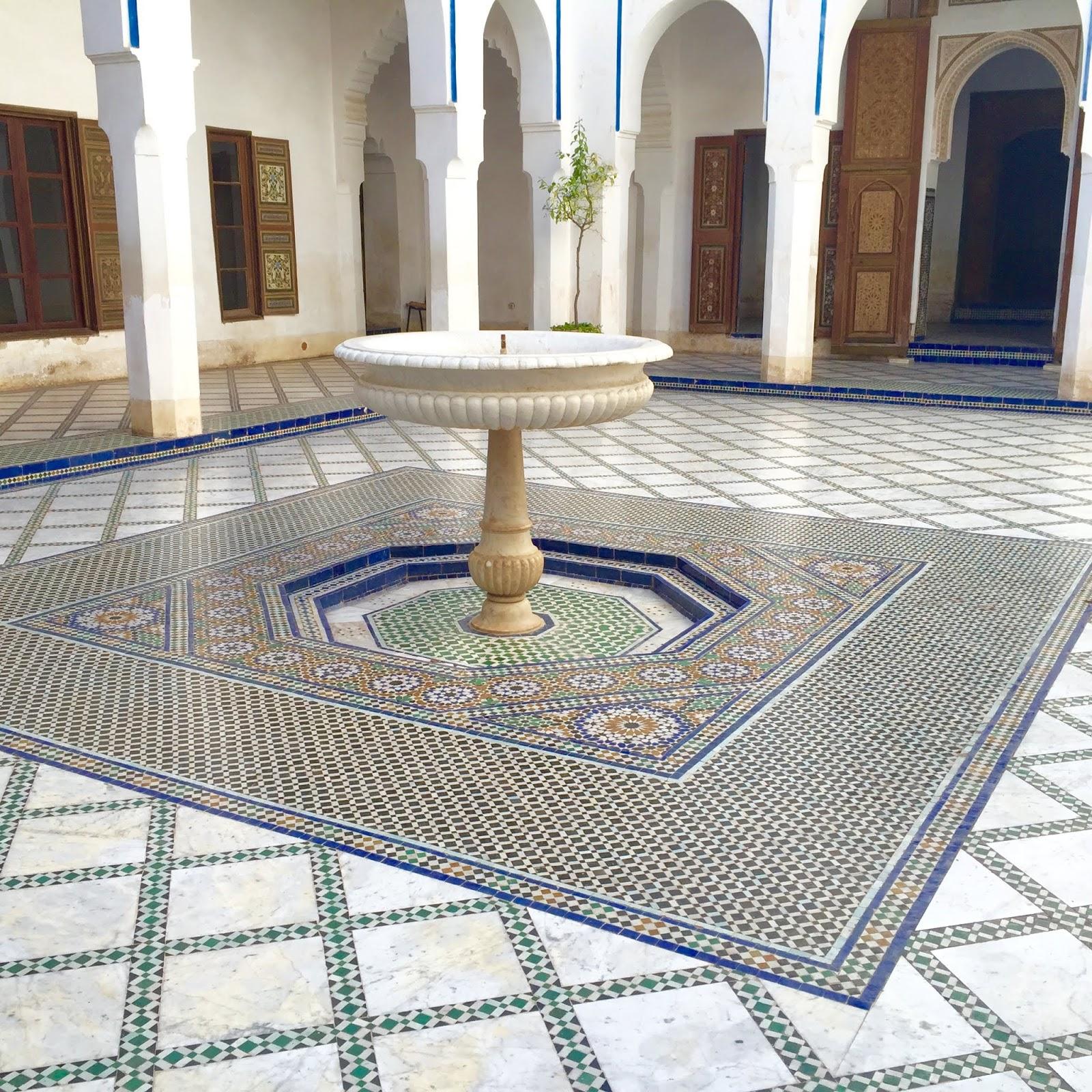 le palais bahia un lieu emblématique à marrakech