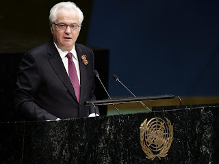 Vitaly Churkin, United Nations, Foreign, Russian diplomat,