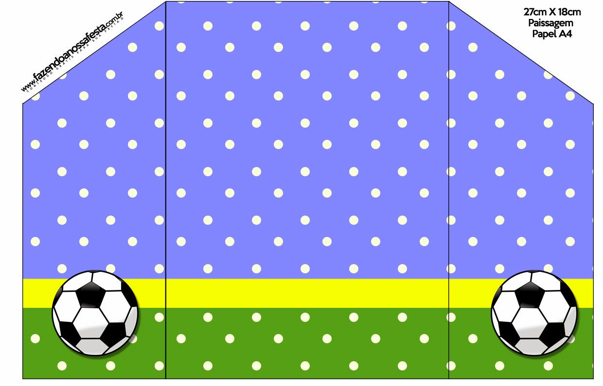 Soccer Free Printable Party Invitations Oh My Fiesta! in english