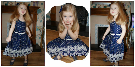 Livs new dress from House of Fraser - review.