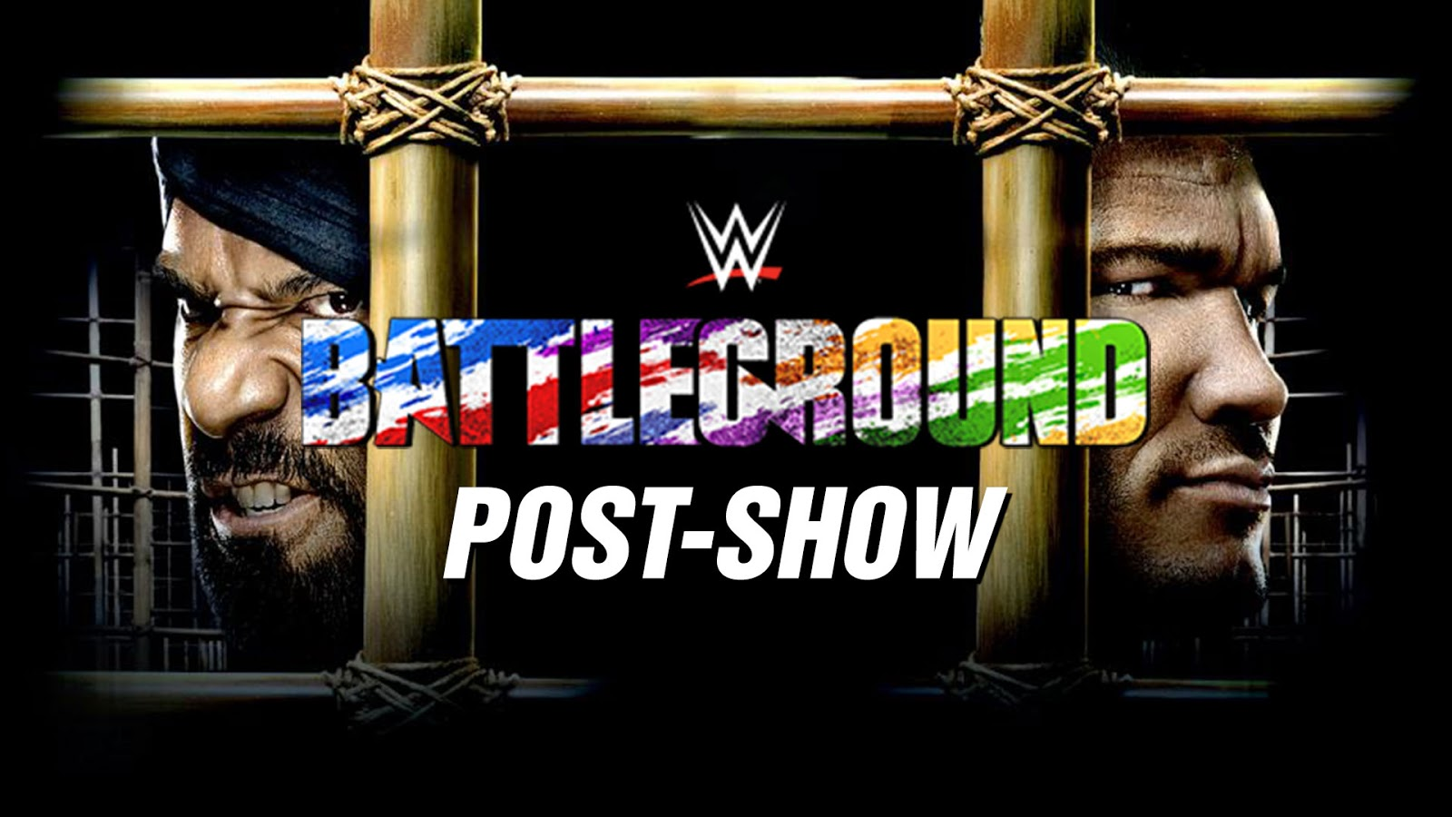 WWE BATTLEGROUND 2017 Recap and Review Podcast