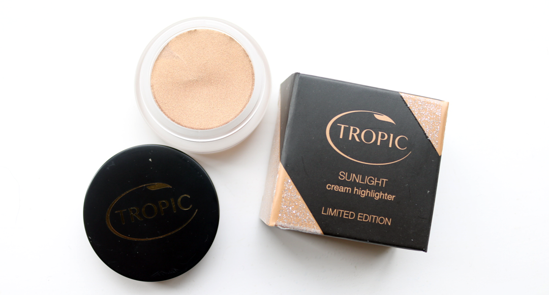Tropic Cream Highlighter in Sunlight