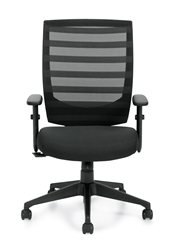 Offices To Go mesh Back Task Chair OTG11920B