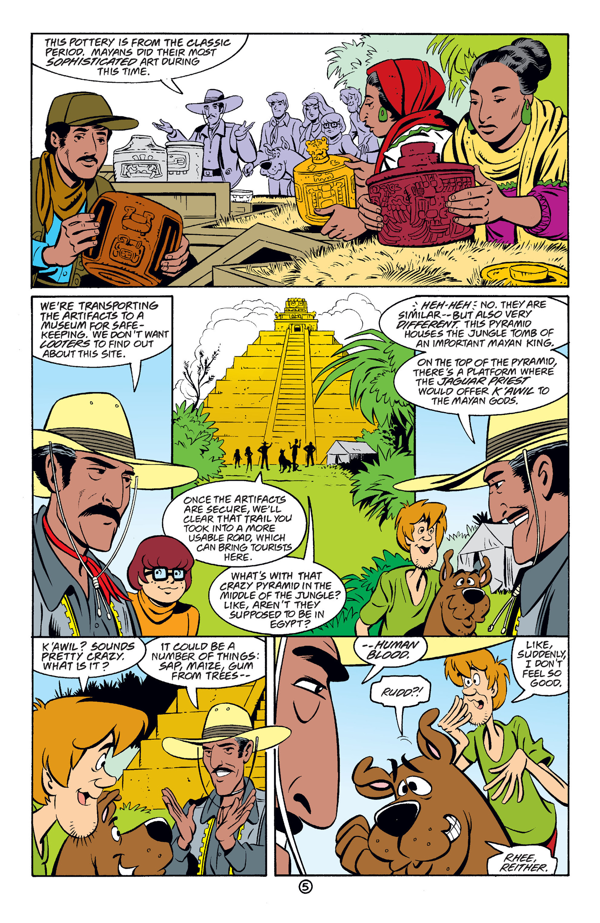 Read online Scooby-Doo (1997) comic -  Issue #38 - 6