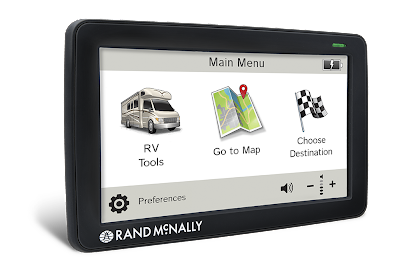 Rand McNally launches all-new RV GPS: RVND 7730 LM