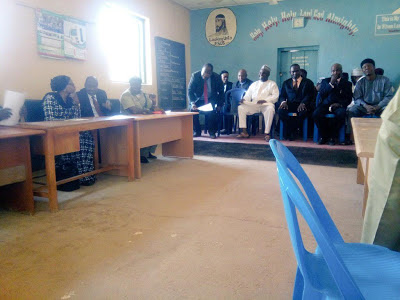 Kaduna state Prisons' decongestion committee releases 8 inmates awaiting trial inmates