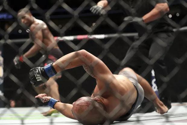 UFC 228 Geoff Neal def Frank Camacho via first Round KO