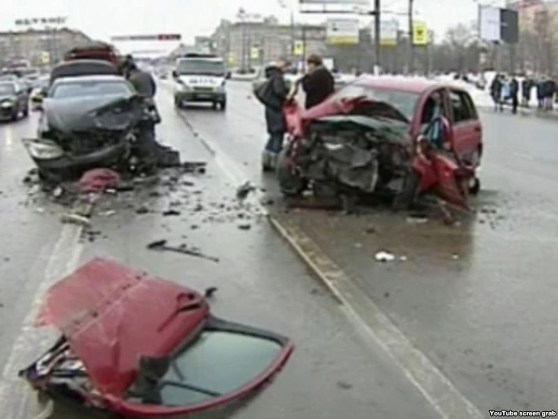 Car Accident Saturday Night