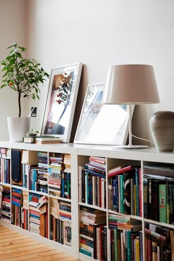 Rosa Beltran Design Thinking About Low Bookshelves