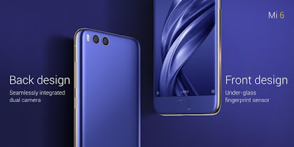 Harga Xiaomi Mi6 terbaru 2018