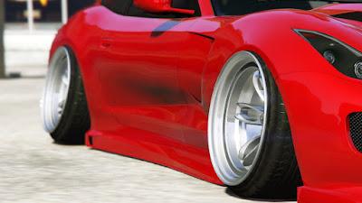 Stanced Bestia GTS GTA 5
