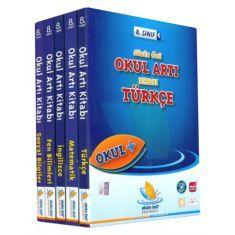 Sözün Özü 8.Sınıf Tüm Dersler Okul Artı Seti 5 Kitap (Kasım 2012)