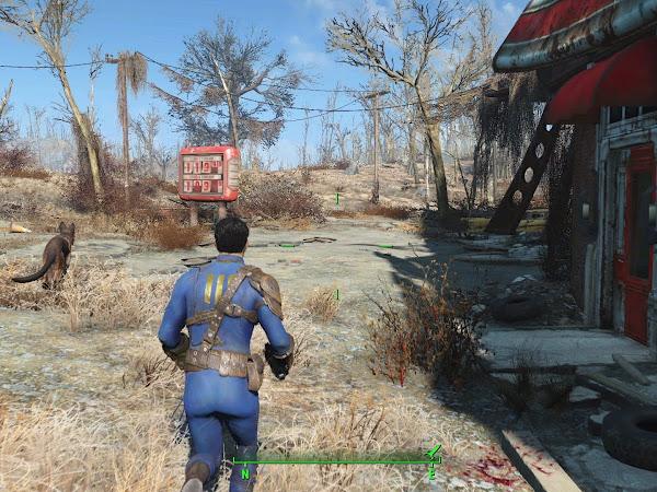 V - Vault 111 (Fallout 4)