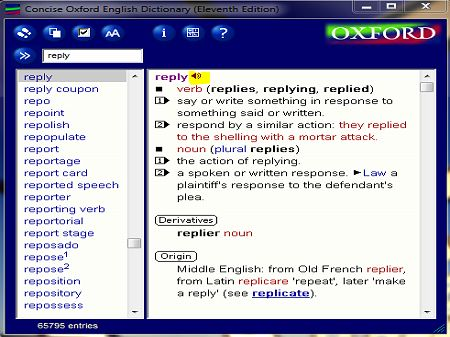 Oxford Dictionary Free Download Full Version For PC/Mobile