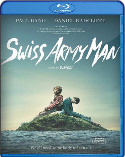 Swiss Army Man [2016] [BD25] [Subtitulado]