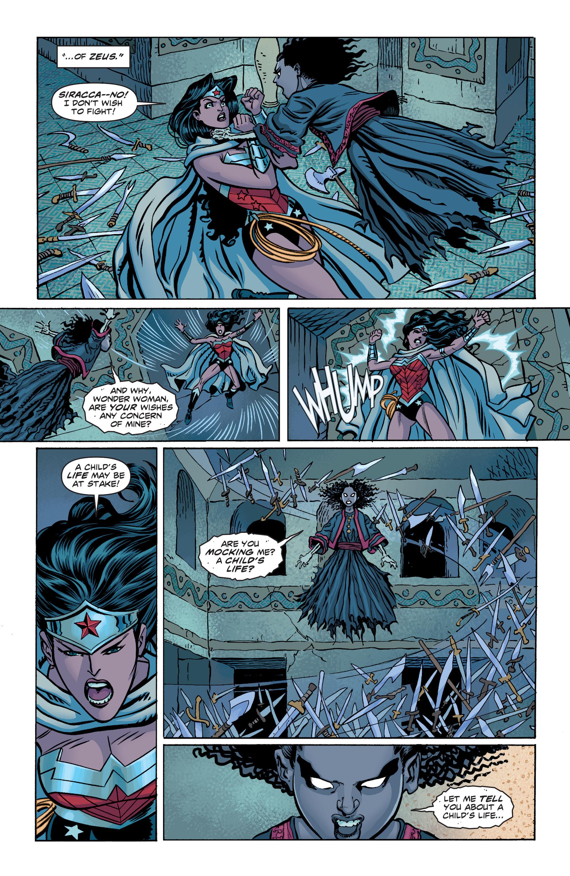 Read online Wonder Woman (2011) comic -  Issue #14 - 4