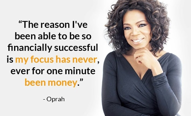 Oprah Winfrey Business Quotes Michael Schiemer Mike Social Selling