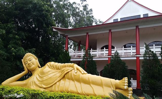 Templo Budista de Foz do Iguaçu, Paraná
