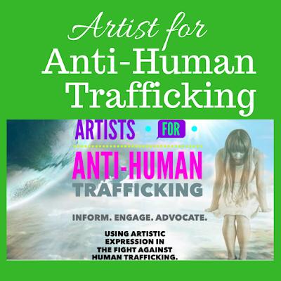 Artist for Anti-Human Trafficking