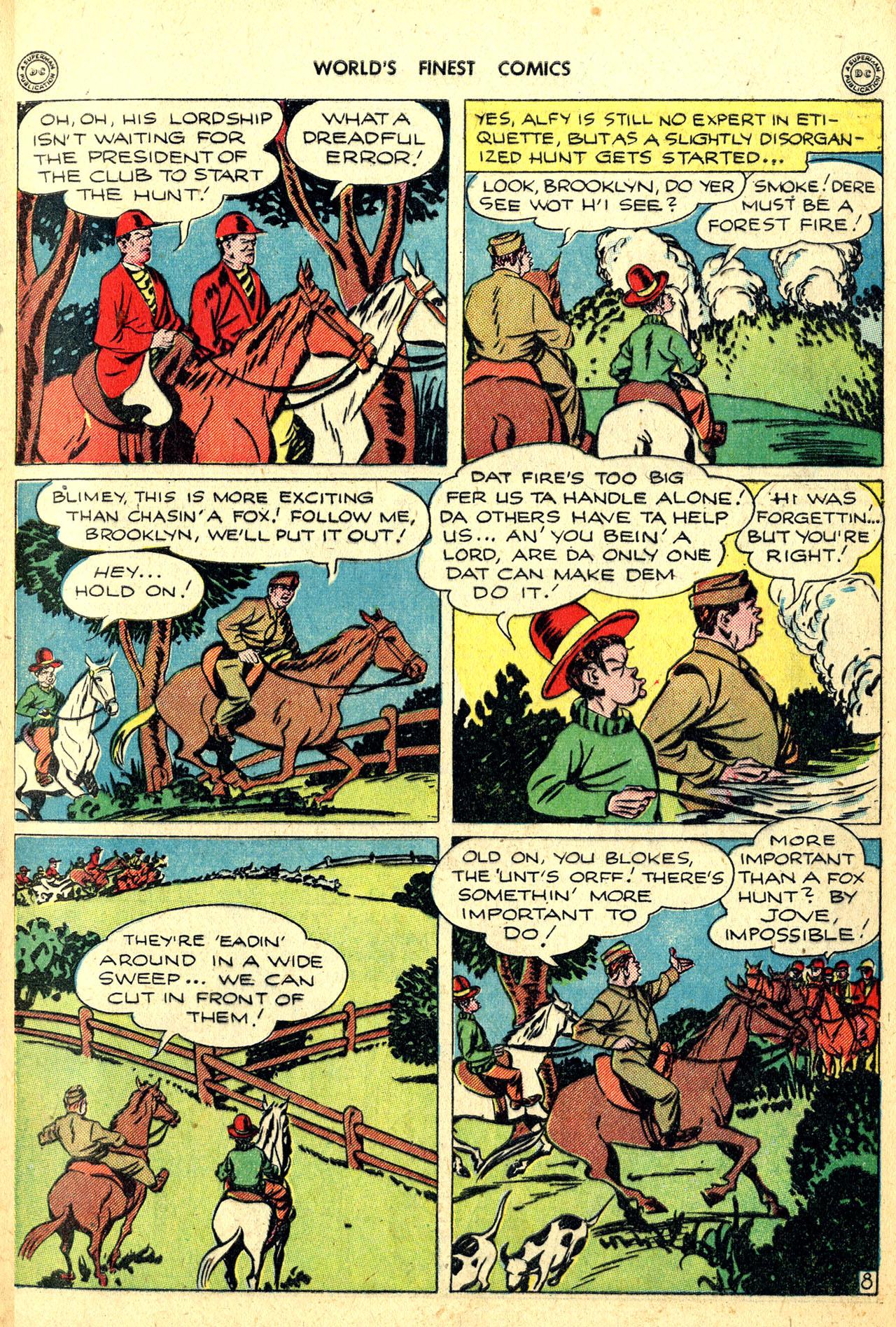 Read online World's Finest Comics comic -  Issue #18 - 43