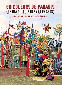 «BRICOLEURS DE PARADIS», Projection film de Rémy RICORDEAU et de Bruno MONTPIED, 21 juillet 2018