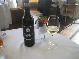 セミヨン種とソーヴィニヨンブランのブレンド白ワイン