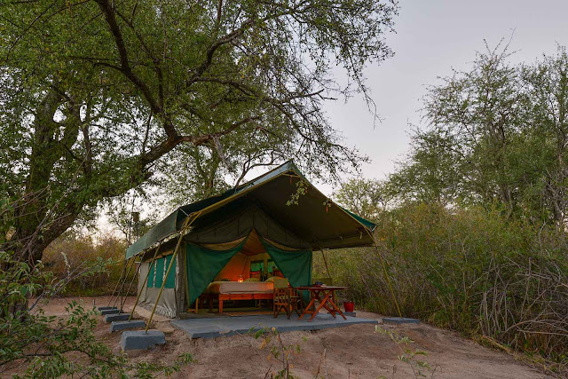 Tuskers Bush Camp Botswana