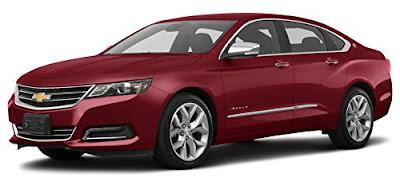 2017 Chevrolet Impala by Chevrolet