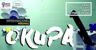 OKUPA | Teatro La Maldita Vanidad