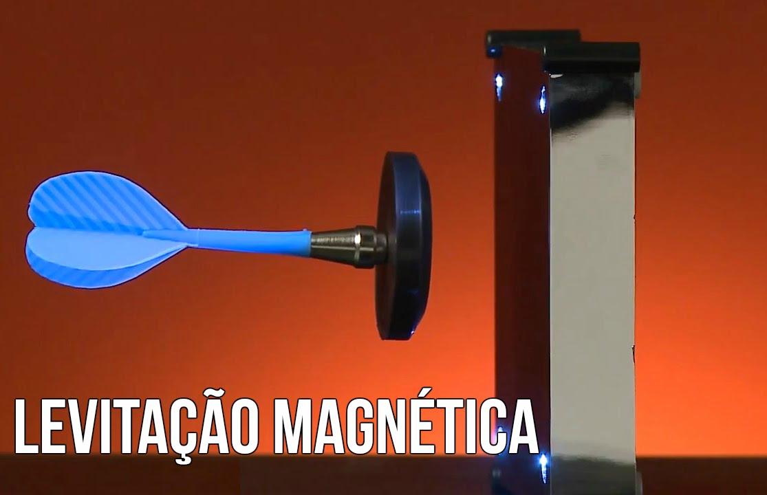 Levitação Magnética - Levitron Revolution.
