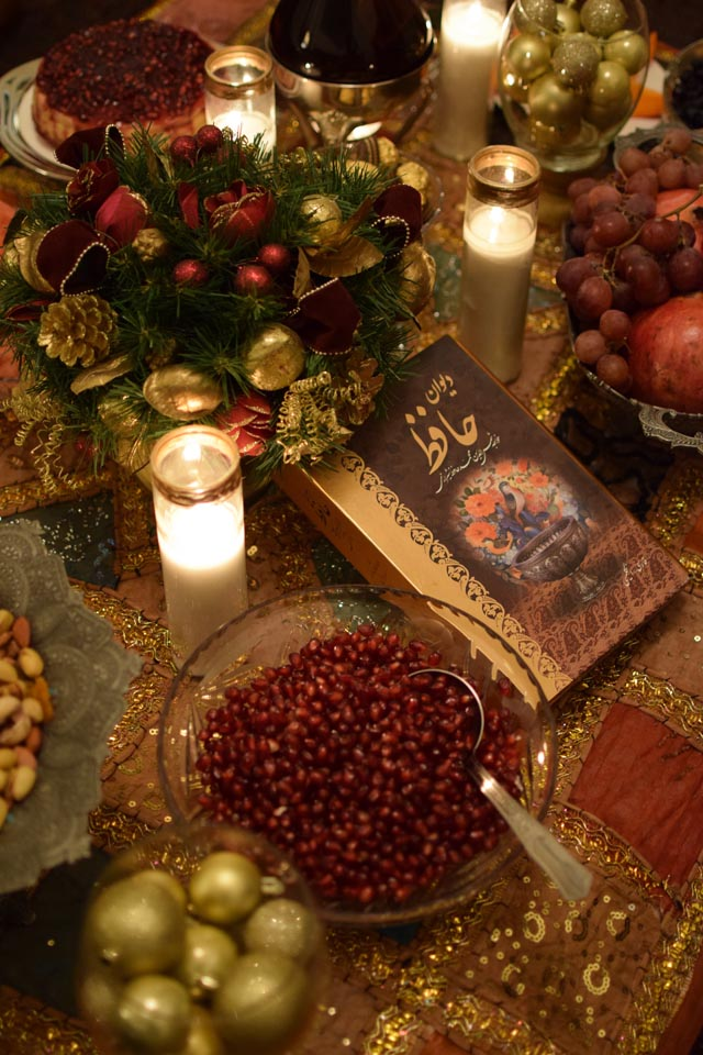 Winter Solstice-Persian Yalda Celebration-Shab e Yalda
