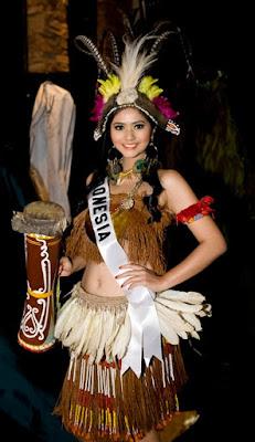 Provinsi Papua - Pakaian Adat Tradisional Papua