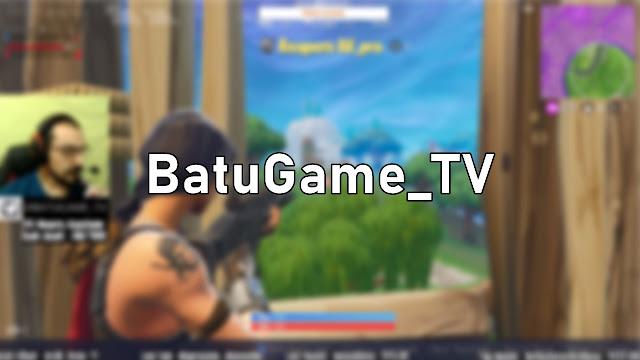 Batuhan BatuGame_TV Bayraktar Biyografi