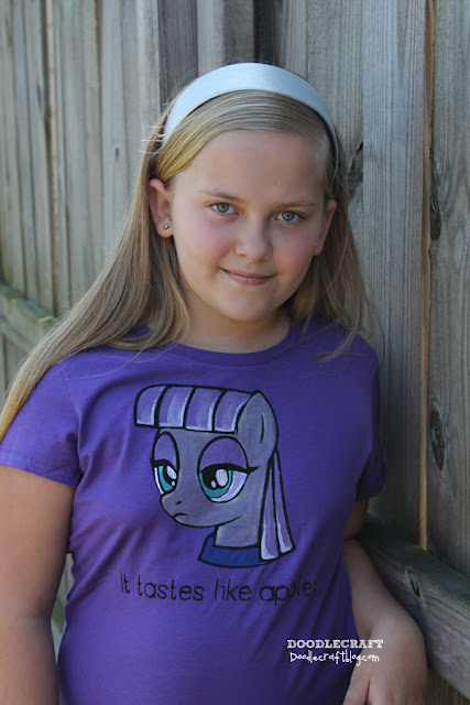 http://www.doodlecraftblog.com/2014/03/my-little-pony-maud-pie-graphic-tee.html