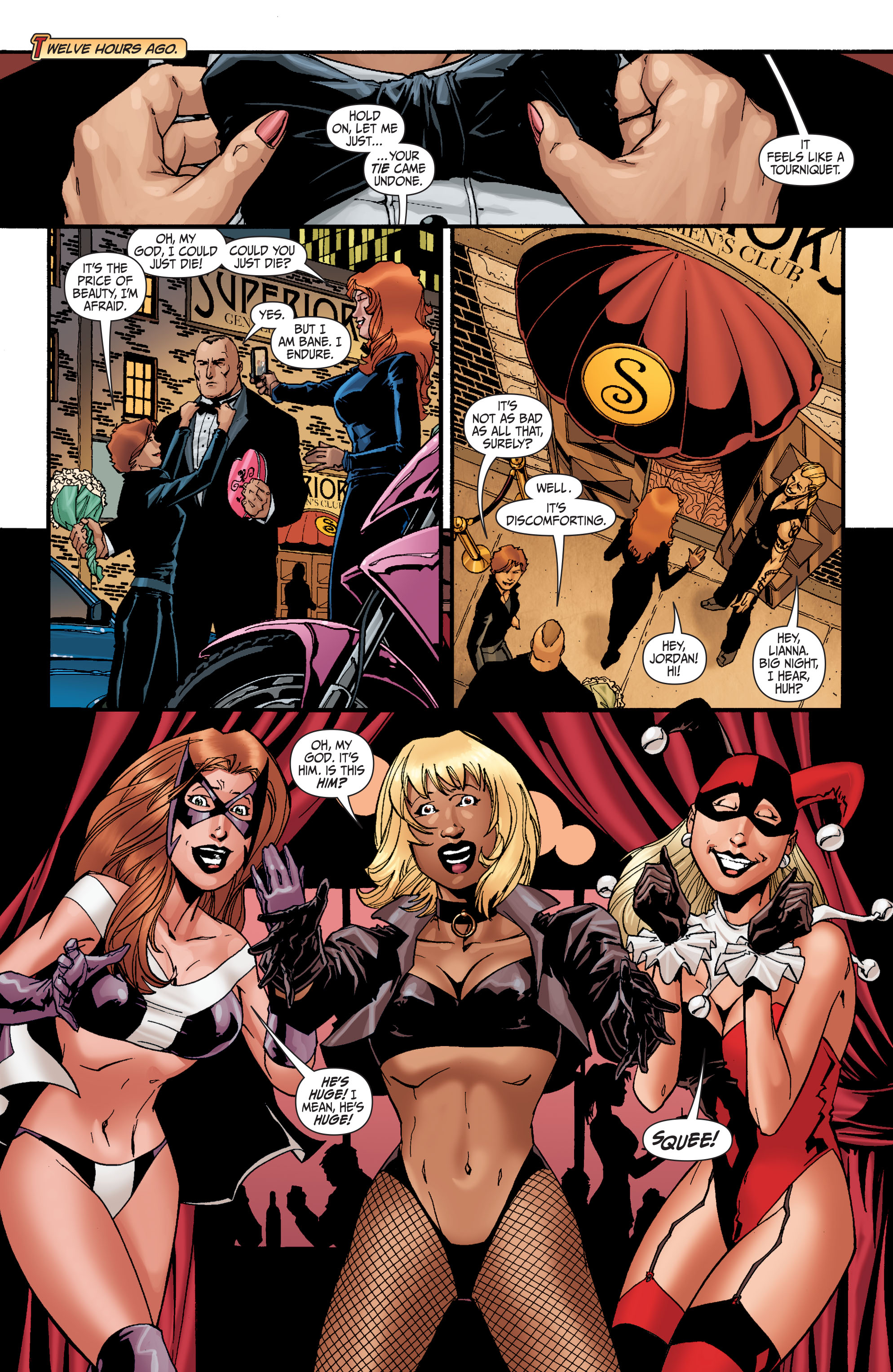 Read online Secret Six (2008) comic -  Issue #30 - 4