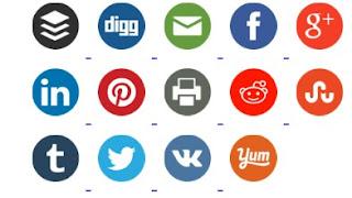 Code 2 ka screenshot social media share button