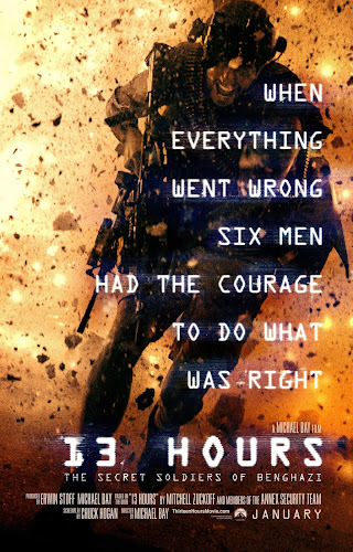 13 Hours: The Secret Soldiers of Benghazi (BRRip 1080p Dual Latino / Ingles) (2016)