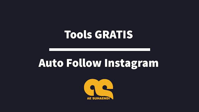 Tools Gratis Auto Follow Instagram - Auto Followers Instagram