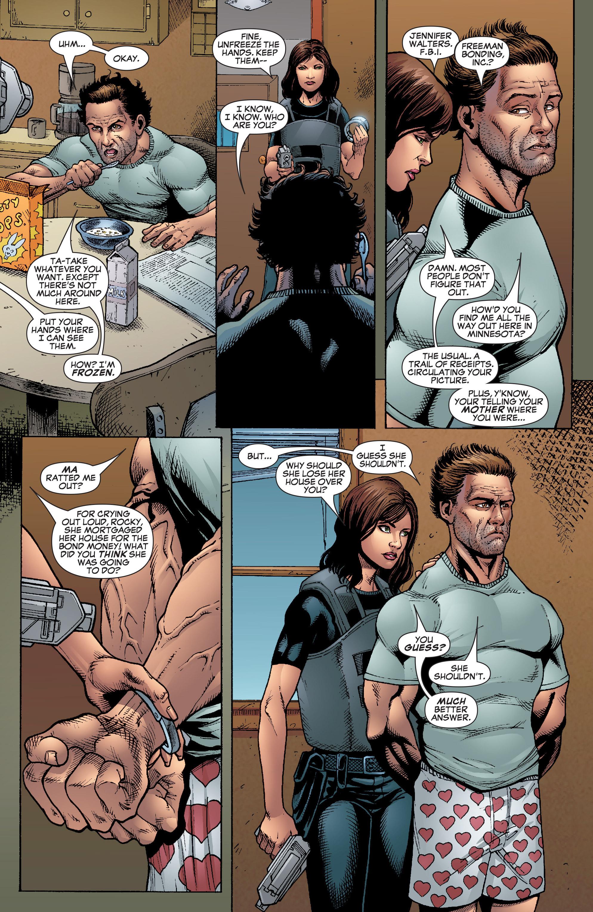 Read online She-Hulk (2005) comic -  Issue #22 - 11