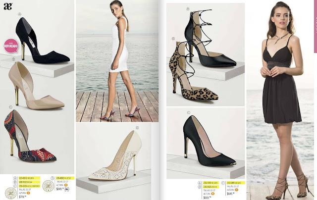 damas zapatos