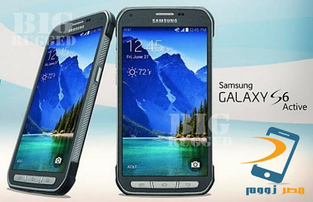 سعر ومواصفات الهافت  Samsung Galaxy S6 Active بالصور