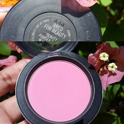 M.A.C Beauty Powder Blush 'Bred For Beauty' www.modenmakeup.com