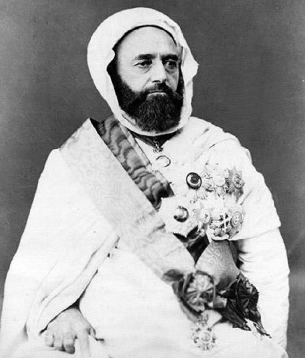 Abdul Kader ibn Moheiddin al-Hosseini