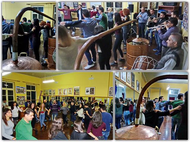 Γιάννενα: Γιορτάστηκε η 17η Γιορτή Τσίπουρου