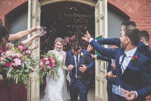 BIODEGRADABLE WEDDING CONFETTI AUSTRALIA