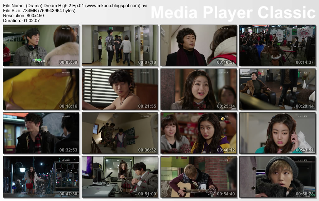 Dream high episode 16 eng sub