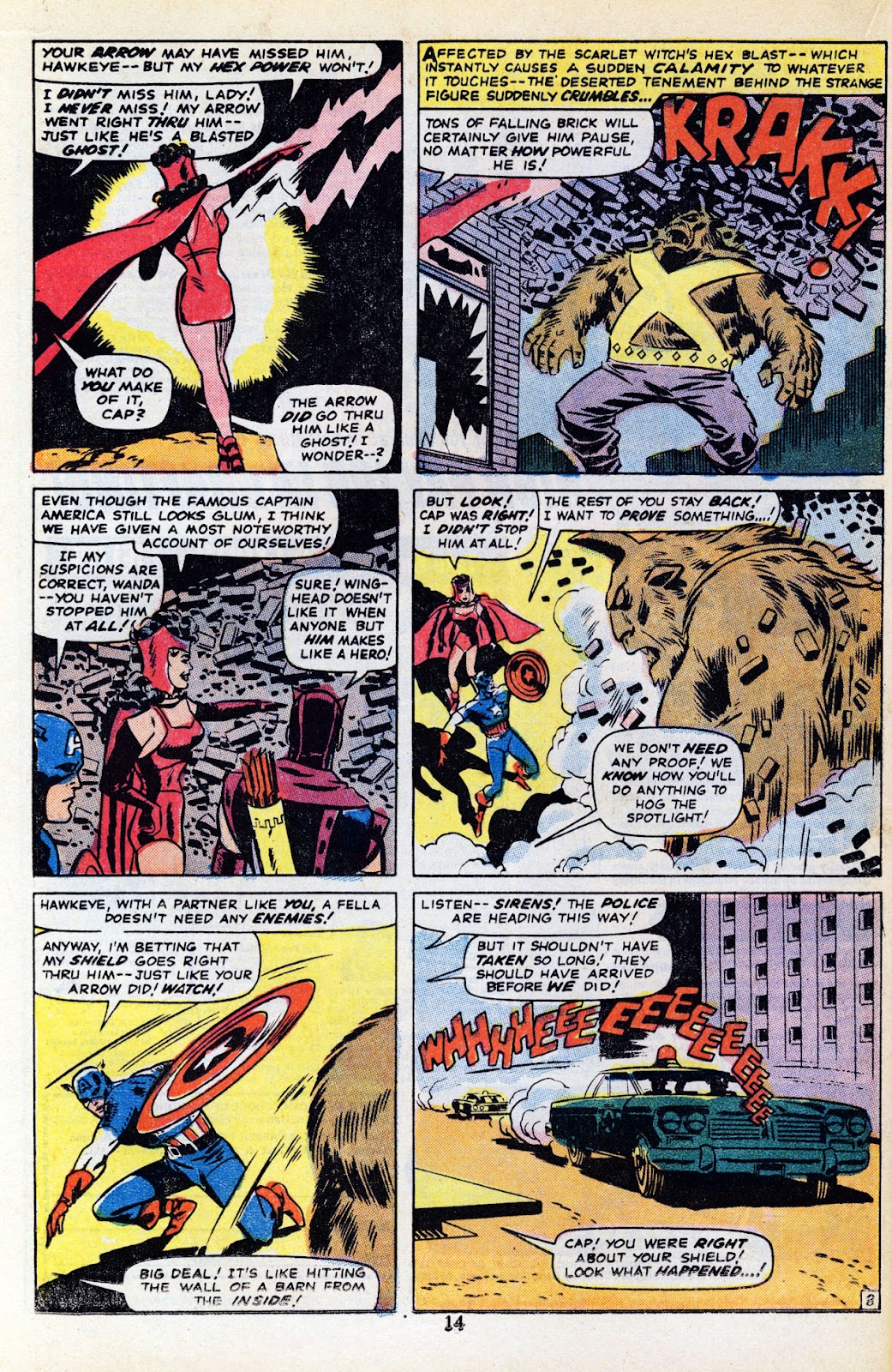 Marvel Triple Action (1972) issue 15 - Page 16