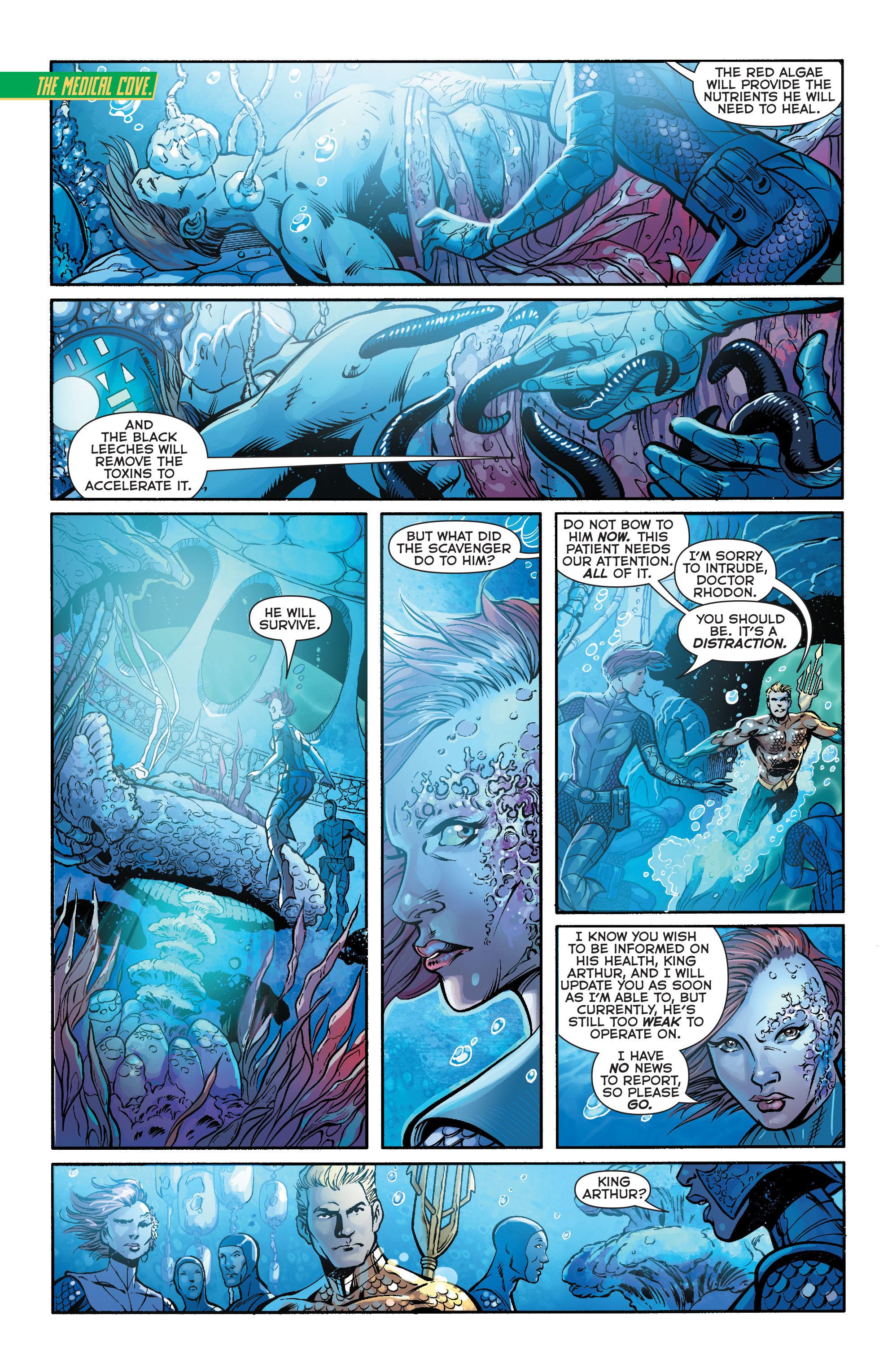 Read online Aquaman (2011) comic -  Issue #21 - 12