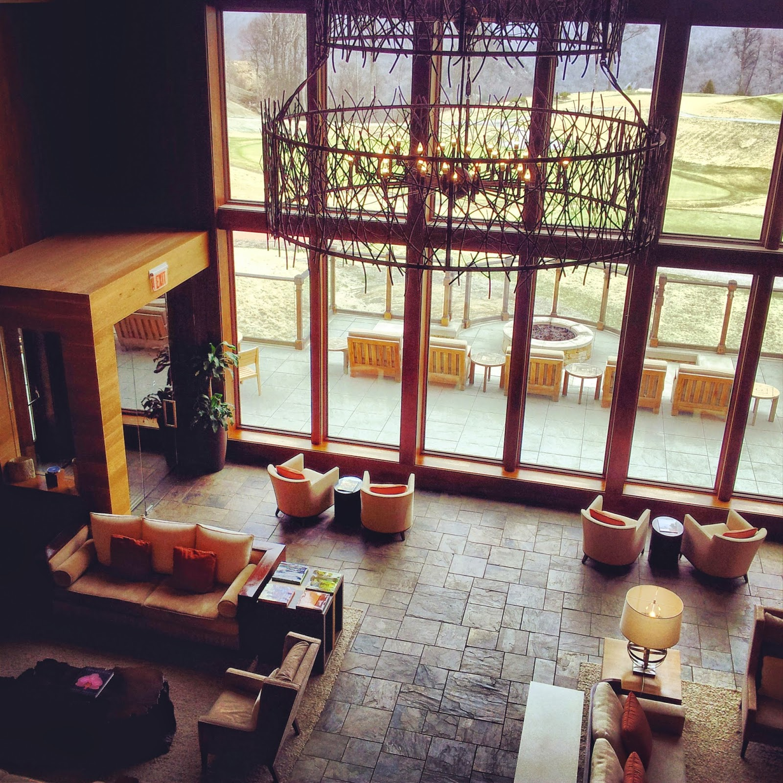 The Best of 2014 in Food and Travel: Primland Resort